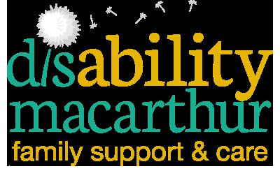 Disablity Macarthur
