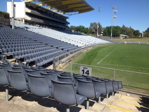 Campbelltown Council's bid for an A-League club would see more frequent use of Campbelltown Sports Stadium.