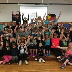 Campbelltown Fit Families is all about exercise and community.