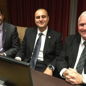 Could be a record: six councillors absent from last night's meeting