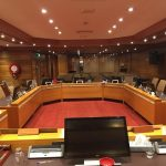 The Campbelltown Council chamber is too small and a bigger one is needed.