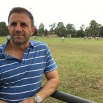 Western Suburbs Magpies general manager of football operations and former player Leo Epifania.