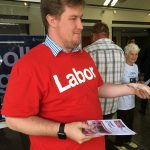Ben Gilholme wants Campbelltown to become inclusive where people with disabilities are concerned.