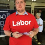 Ben Gilholme has won the Campbelltown Council byelection held today.