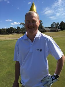 Bee's 40th birthday golf day will be held on September 29 at Macquarie Links golf club.