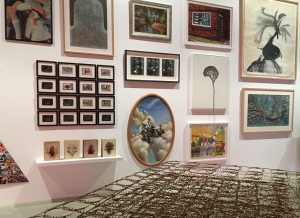 A selection of the entries in last year's Fisher's Ghost art prize