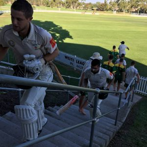 Ghosts beaten after batting collapse, but live to fight another day