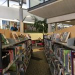 Greg Percival library in Ingleburn.