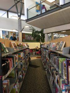 Greg Percival library in Ingleburn.