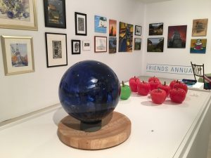 Friends annual exhibition finishes on July 29.