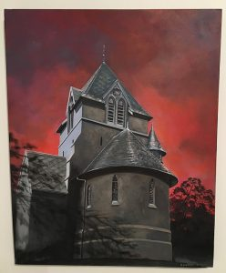 St James Menangle by Michele Arentz