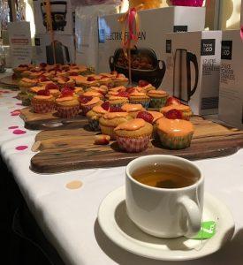 morning tea celebration at Wests Leagues Club Leumeah