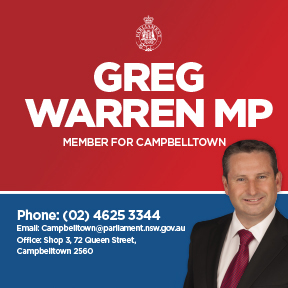 Greg Warren MP