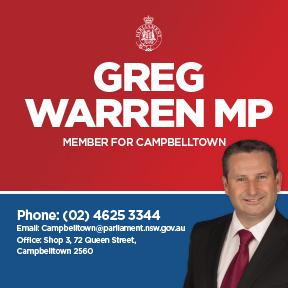 Greg Warren MP