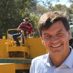 Regional Growth Fund will boost regional economies, says MP Angus Taylor.