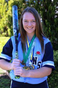 SWSAS Softballer Breanna Evans