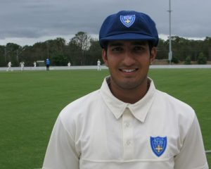 Harmon Sandhu scored 108