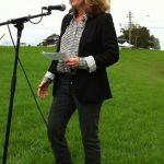 Put cemetery DA online: Jacqui Kirkby