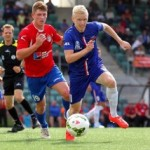 Bonnyrigg take on Marconi in a local derby this weekend. Picture: Football NSW