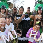 The Pacific dancers and Mud Fun will be part of this year's  Riverfest festival in Campbelltown on August 30.