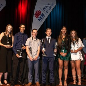 Rising stars shine bright at academy graduation dinner