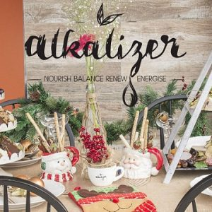 Let Alkalizer take the hassle out of your Christmas function