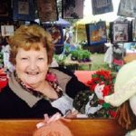 Ann Bailey is the last remaining original stallholder from 1982 when Cobbitty Markets started.