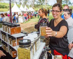 AnnanRoma wine and food festival at the Australian Botanic Garden Mt Annan