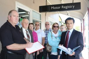 Mayor of Ingleburn: MP Anoulack Chanthivong