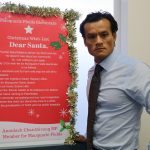 Macquarie Fields MP Anoulack Chanthivong and his wish list