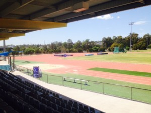 Campbelltown Athletics centre