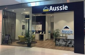 Aussie Campbelltown's new premises in the Campbelltown Mall.