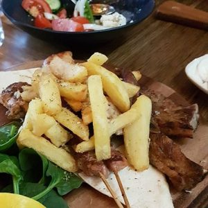 Penrith beats us again with the opening of great Greek restaurant