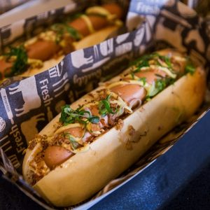 It will be raining free hot dogs when Bavarian restaurant opens at Mac Square