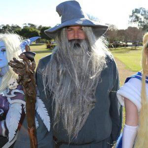 Nerd-Con to inject pop culture into Fisher's Ghost festival this year