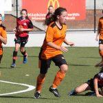 Camden Tigers U12 Girls defeated Glenwood Redbacks 3-1 in the semi finals.