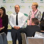 Newly elected Campbelltown Chamber of Commerce executive