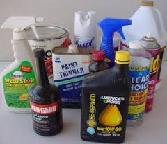 Chemical clean out: on this weekend at Campbelltown.