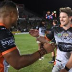 Chris Lawrence will captain the Wests Tigers