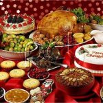 Christmas feast twice a year.