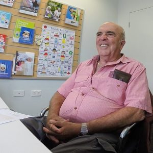 Peter says let's hear it for new cochlear implant