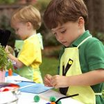 The Grove Homemaker Centre is celebrating by offering free kids' arts and crafts workshops these school holidays