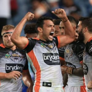 Good signs for Cleary's Wests Tigers, especially in defence