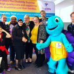 Disability Trust officially opened new premises in Broughton Street, Campbelltown yesterday.