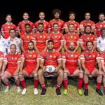 East Campbelltown Eagles' Sydney Shield squad on the weekend.