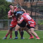 East Campbelltown Eagles in Sydney Shield,