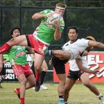 local derby between East Campbelltown and Western Suburbs attracted a big crowd to Waminda Oval on Sunday afternoon.