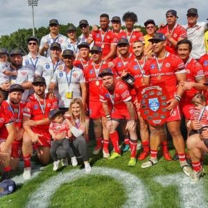 Eagles crowned champions after blitzing Owls in grand final
