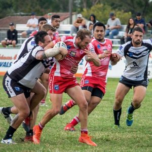East Campbelltown Eagles soar as participation numbers rise