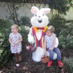 Easter egg hunt and workshop in the Campbelltown arts centre